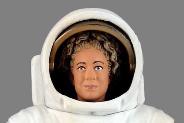 Series Six Astronaut River Song