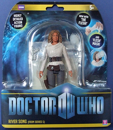 River Song Revised Hair Variant From Series 5