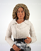 River Song From Series 5 Revised Hair Variant