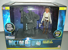 River Song With Pandorica Chair
