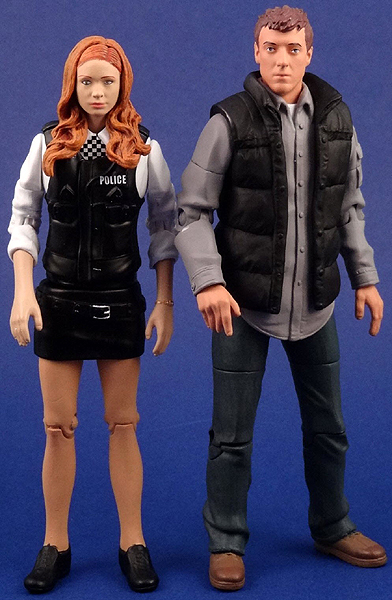 Rory Williams & Amy Pond