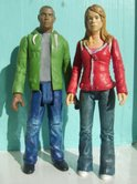 Custom Series One Mickey Smith and Rose Tyler