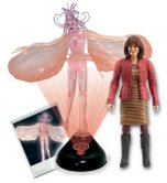 Sarah Jane Smith & Star Poet with Light-Up Stand