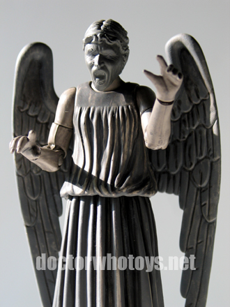 Weeping Angel (Screaming Version)