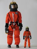 The Doctor in Spacesuit 12 Inch Action Figure