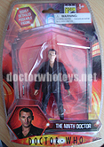 The UK Version SDCC 2008 The Ninth Doctor without holographic sticker and Top Trumps card - Thanks Chris