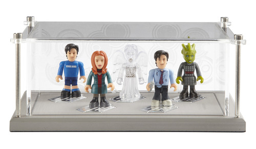 Character Building Series 2 Super Rare Micro Figures special edition gift set