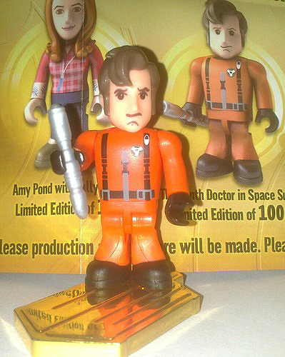 Character Building Series 3 Super Rare Micro Figures