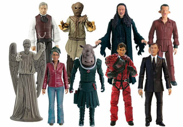 """Doctor Dr Who  Action figure 5.5/"""" OLD"""