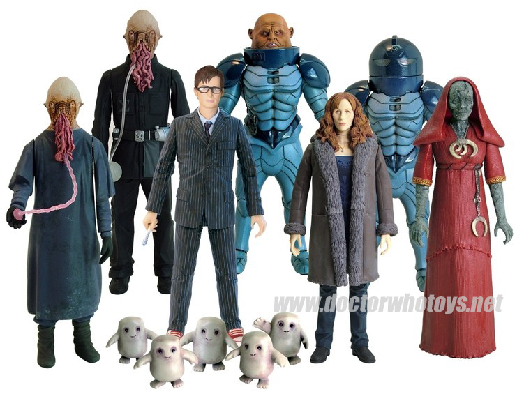 Love Doctor who series 4 toys ass cock
