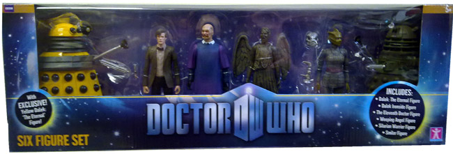 Series Five 6 Figure Set