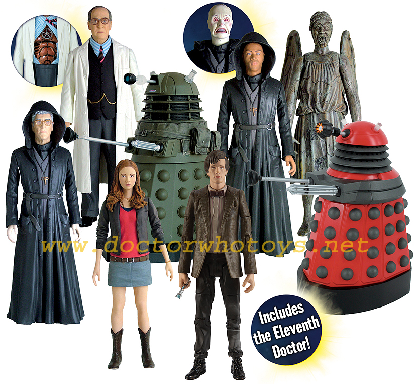 Dr Who Series 5 Wave 1