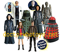 Series 5 Wave 1 Doctor Who Action Figures