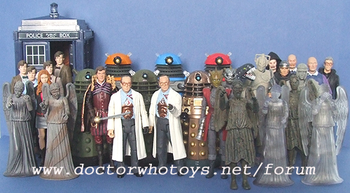 Cyberlek's Series 5 - Join the Doctor Who Toys Forum Now