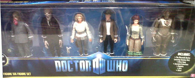 Series Six 6 Figure Set