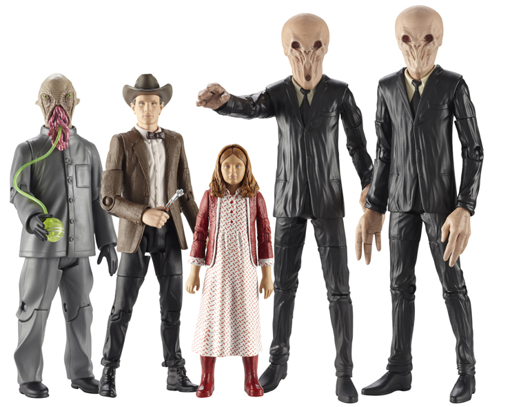 Doctor Who Figures Series 6 Wave 1A