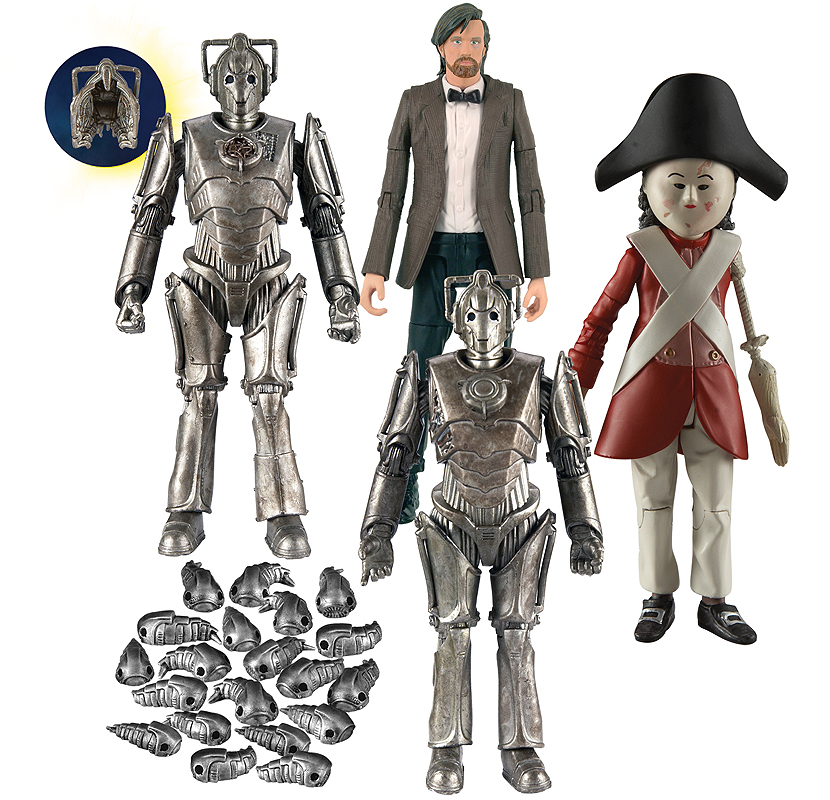 Doctor Who Figures Series 6 Wave 1C