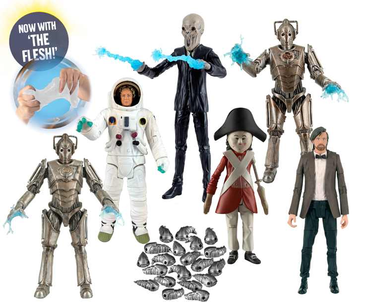 Doctor Who Figures Series 6 Wave 1D