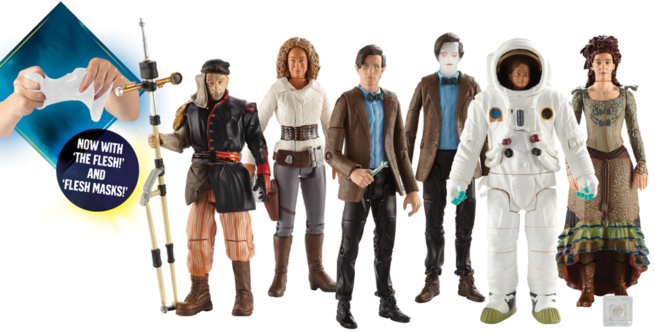 Doctor Who Figures Series 6 Wave 2A