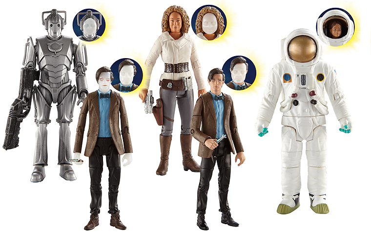 Doctor Who Figures Series 6 Wave 2C