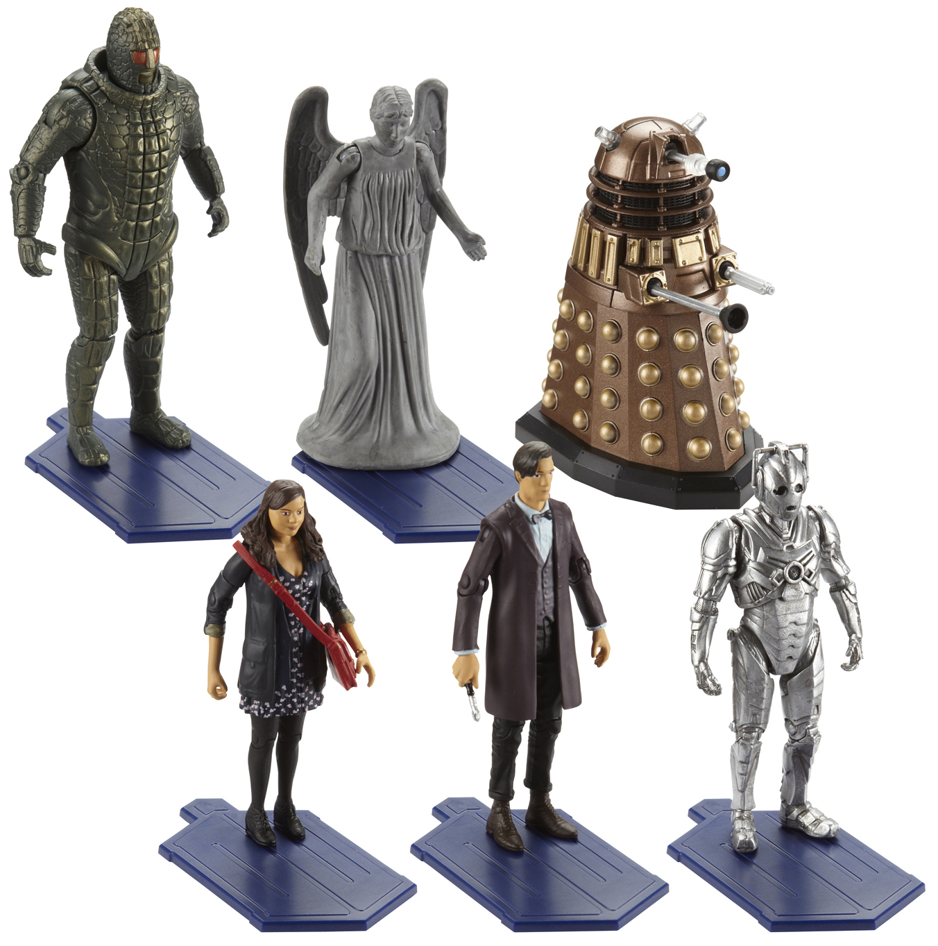 Series 7 Doctor Who Action Figures