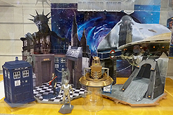 Series 7 Action Figures and Playsets