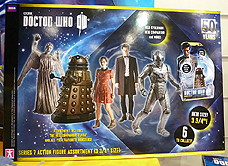 Series 7 Action Figures Assortment