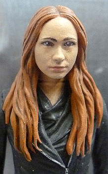 Series 8 Amy Pond Detail
