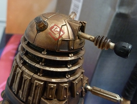 Series 8 Dalek Detail