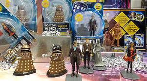 Series 8 Wave 1 Doctor Who Figures