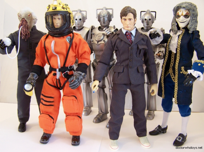 Doctor Who Series Two 12 Inch Action Figures