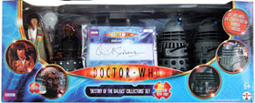 Signed Limited Edition Destiny of the Daleks