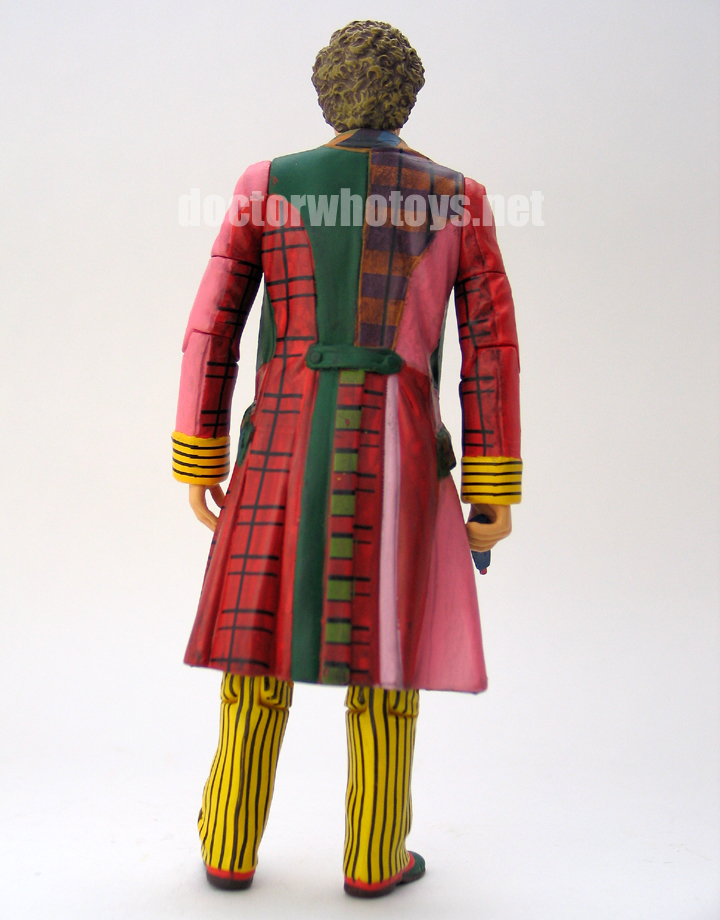 Doctor Who Classic Series The Sixth Doctor