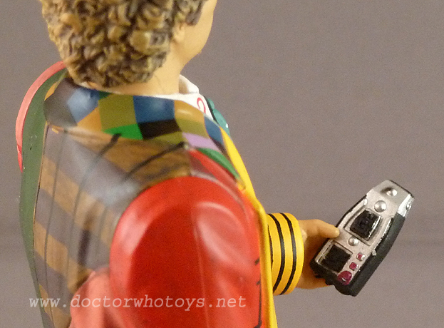 The Sixth Doctor Scanner