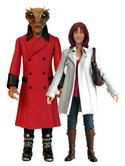 Sarah Jane Smith & Kudlak