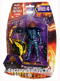 Sontaran Commander Skorr - Series 4 Vespiform Wave 2009