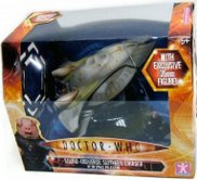 Micro Universe Slitheen Cruiser with Space Pig Figure