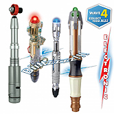 Doctor Who Sonic Screwdriver Collection Wave 4