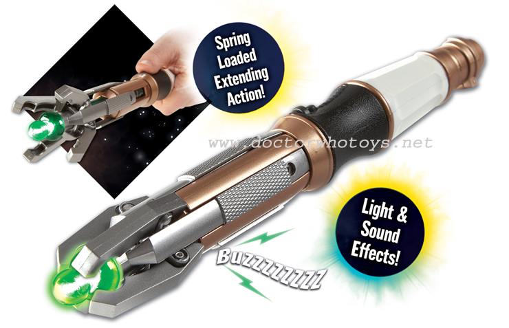 11th Doctor Sonic Screwdriver