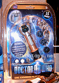 Sonic Screwdriver Projector Pen
