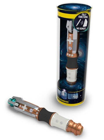 Sonic Screwdriver Wii Remote