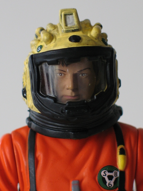 Series 2 The Doctor in Spacesuit