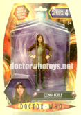 Donna Noble With Time Lord Consciousness