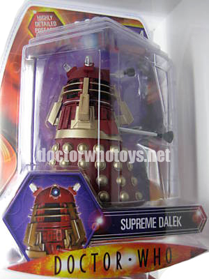5 Inch Supreme Dalek - Thanks Matthew