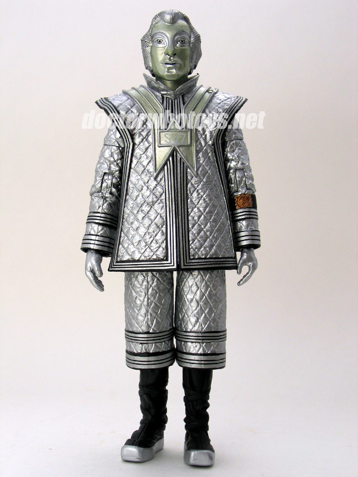 Doctor Who Classic Series SV7 Robot