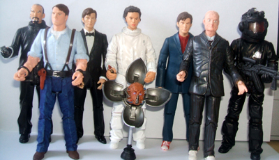 Doctor Who Figure Customs