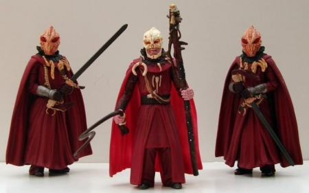 Series 1 Sycorax Leader with Sycorax Warriors