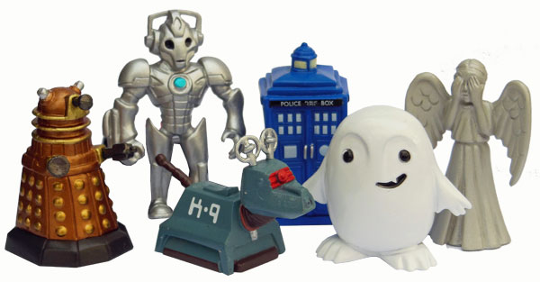 Tarco Doctor Who Figures Wave 2