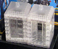 Tardis Dematerialising Mini Set