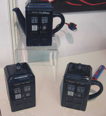 Tardis Mug by Zeon/Wesco